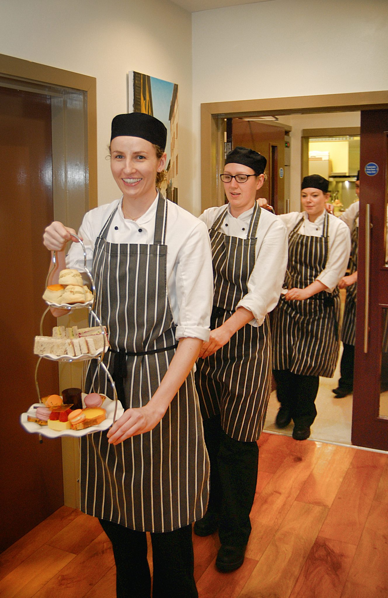 Charity Afternoon Tea in Support of a Great Cause.
