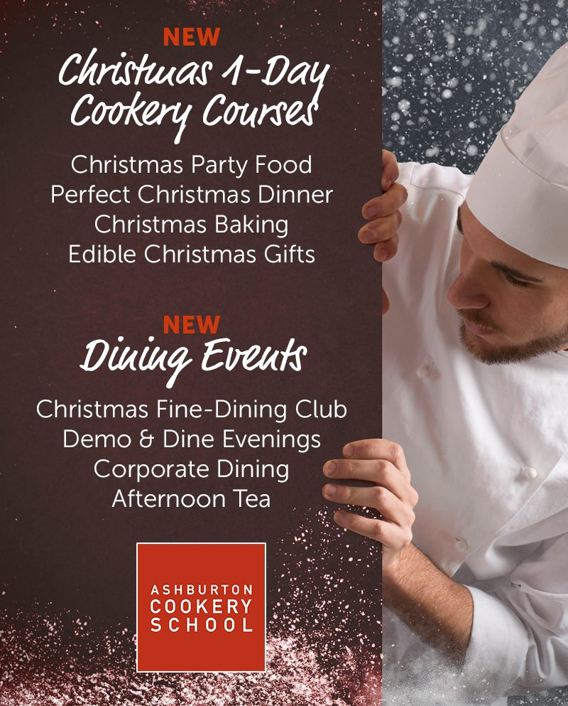 Christmas Courses and Dining Events